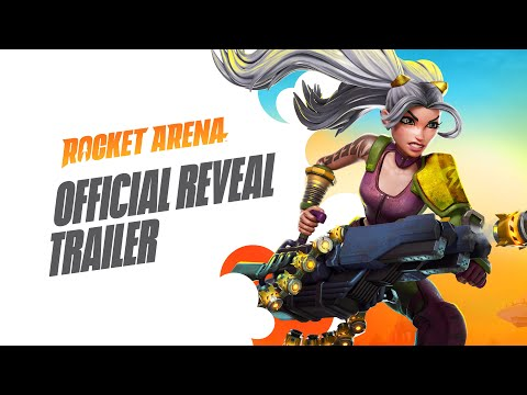 Rocket Arena Official Reveal Trailer