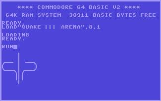 C64 Quake 3