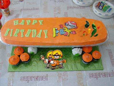 Torte Deady 2004