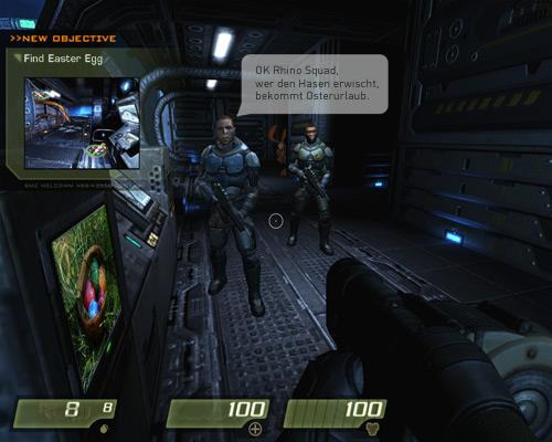Quake4 Easteregg