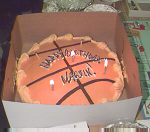 Torte Marvin 2003