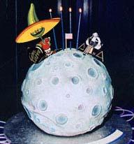 Torte Schulter 2003