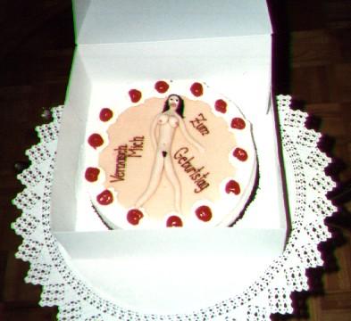 Torte Schulter 2004